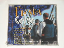 Fiesta Celte - Sealed CD - Alan Stivell - Kern - France 2002 - Sony SMM5080212