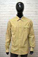 Camicia Uomo TIMBERLAND Taglia Size XL Maglia Shirt Man Chemise Homme Casual