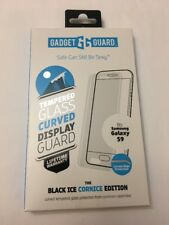 Gadget Guard Black Ice Cornice Tempered Screen Protector For Samsung Galaxy S9