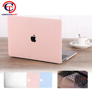 Hard Rubberized Case Cover Keyboard Protector for 2020 M1 MacBook Air Pro 13""