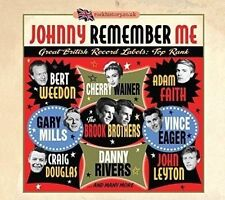 Johnny Remember Me by Various Artists (CD, Jun-2016, 2 Discs, High Note)
