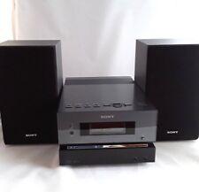SONY CMT-BX1 Micro Hi-Fi Bookshelf System - AM/FM, CD, Aux - BLUETOOTH ADDED!