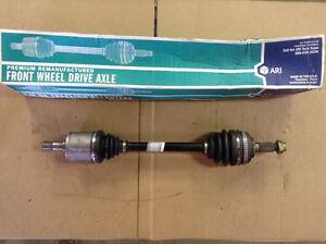 ARI 2124 CV Axle Assembly Right Half Shaft | Fits 92-00 Honda Civic del Sol ABS