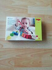 HABA Spiel Zahlendrache Fädelspiel