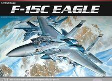 Academy 1:72 F-15C U.S. Air Force Aircraft Model Kit