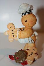 Sarah's Attic Candie 6431 Yummykins Gingerbread Man