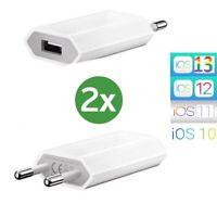 2x 100% für Original AppIe Netzteil Ladegerät für iPhone 5 6 7 8 X XS XR 11 iPad