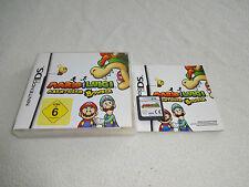 Mario & Luigi Aventure Bowser DS Nintendo DS Jeu Complet Avec neuf dans sa boîte & Instructions