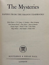 Mysteries: Papers from the Eranos Eleusinian Joseph Campbell Carl Jung 1955 HB