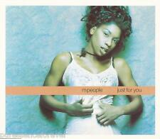 M PEOPLE - Just For You (UK 6 Track CD Single)