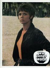 HAYDEE POLITOFF LES JEUNES LOUPS 1968 VINTAGE LOBBY CARD #2 MARCEL CARNE