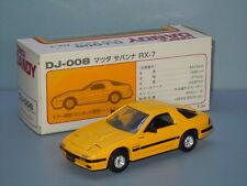 Mazda Savanna RX-7 van Tomica Dandy DJ-8 Japan