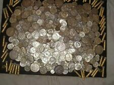 16 oz 1 LB 90% US MIXED COINS w/ SILVER DOLLAR HALVES QUARTERS DIMES ~BULLION!