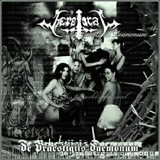 "Heretical ""De Praestigiis Daemonum"" MCD-R [Violent Italy Brutal Black Metal]"