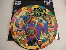 """Atom Seed/Get In Line/RARE PICTURE DISC 12""""!!!"""