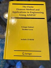 The Finite Element Method And Applications In Engineering Using ANSYS Book