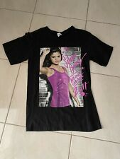 Selena Gomez T Shirt Small 'We Own The Night 2011 Tour' America Canada Dates