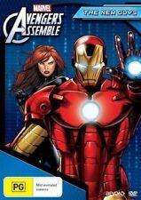 The Avengers Assemble - New Guys (DVD, 2015) - Region 4