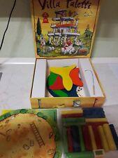 Villa Paletti Brettspiel von Zoch SdJ 2002  von Bill Payne  TOP