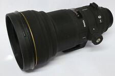 Sigma AF 2,8 / 300 mm EX APO DG HSM Objektiv für Nikon AF gebraucht