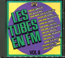 LES TUBES EN FM VOL.8 - RARE CD COMPILATION [1921]