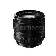 Fujifilm X Camera Lenses 56mm Focal