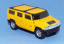 Maisto Die Cast Humvee H2 in Yellow