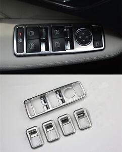 Door Window Switch Buttons Frame For Mercedes Benz E Class W212 W204 X204 C117