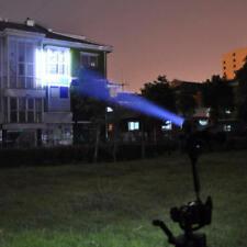 Ultra Bright Police Led Flashlight Torch Lamp Beam Focusing Zoom Long Range VKU