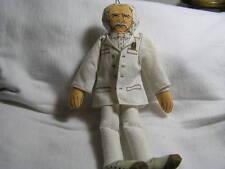 """7"""" Hallmark Cloth """"Mark Twain""""  Doll  # 400 DT 114-1  date Aug 1979"""