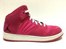 Nike Air Jordan 1 Flight 4 Basketball Shoes Pink 820183 609 Sz 8.5Y