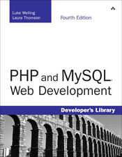 Developer's library: Php and MySql web development by Luke Welling (Mixed media