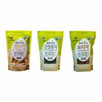 McCabe Organic Tea (3-Pack) (Barley Tea, Black Bean Tea, and Brown Rice Tea)