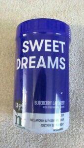 Nutrilite Sweet Dreams Sleep 60 Gummies Dietary Supplement (CLEARANCE) Exp 09/21