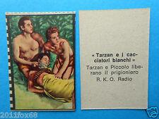 figurines figuren figurine nannina 1950 r.k.o. tarzan e i cacciatori bianchi gq