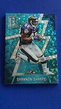 Shannon Sharpe - 2016 Panini Spectra Neon Blue #11/60