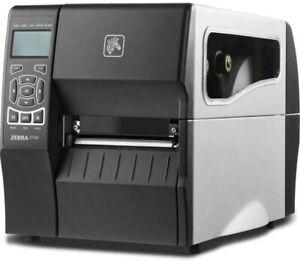 Zebra ZT230 Direct Thermal Transfer Printer with 203DPI, ZT23042-T09000FZ