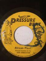 "Vincent Gordon & Love Generation - African Plant - 7"" Vinyl Single 1972 #2"