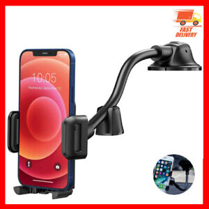 Universal Cell Phone 360° Rotation Car Holder Cradle Mount Strong Stand For GPS