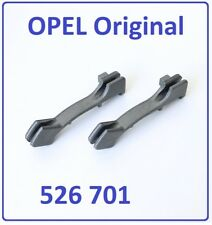 2 Stück Führung Handbremsseil OPEL Tigra B TwinTop        Original Opel Ware