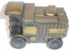 1906 MACK FREIGHT TRUCK COIN BANK MADE BY BANTHRICO INC FOR BELL SAVINGS