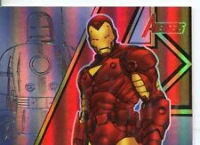 The Complete Avengers Legendary Heroes Chase Card LH3
