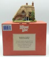"LILLIPUT LANE ""DUCKDOWN COTTAGE"" 1995 ENGLISH COLLECTION SOUTH WEST"