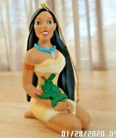 VTG Disney's Pocahontas Christmas Ornament By Groiler First Issue