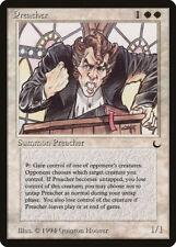 MTG X1: Preacher, The Dark, R, HP - **RESERVE LIST** - FREE US SHIPPING!