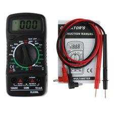LCD Digital Voltmètre Ampère Multimeter Manuel Domaine Numérique Testeur Tester