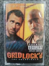 Gridlock'd Soundtrack Cassette -STILL SEALED- 2Pac