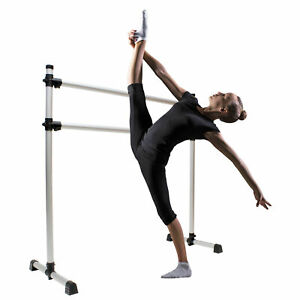 Get Out! Ballet Barre Portable for Home - Dance Barre Freestanding Ballet Bar