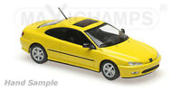 Minichamps MAXICHAMPS 940112621 PEUGEOT 406 COUPE YELLOW 1/43