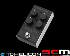 TC Electronic Fangs Metal High Gain Distortion Electric Guitar FX Pedal New